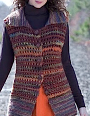 Where You Lead Tunic Vest - Taos